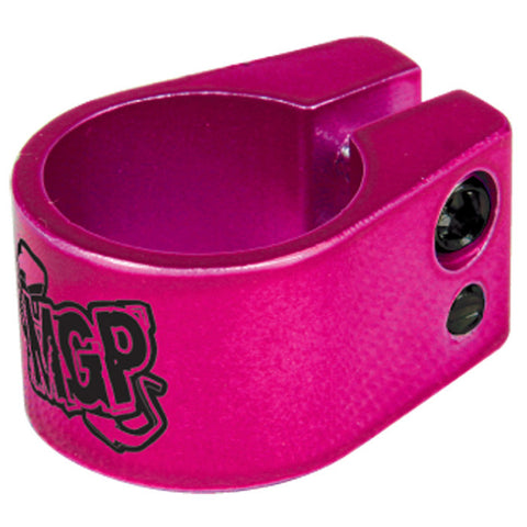 Madd MGP Double Collar Clamp Pink