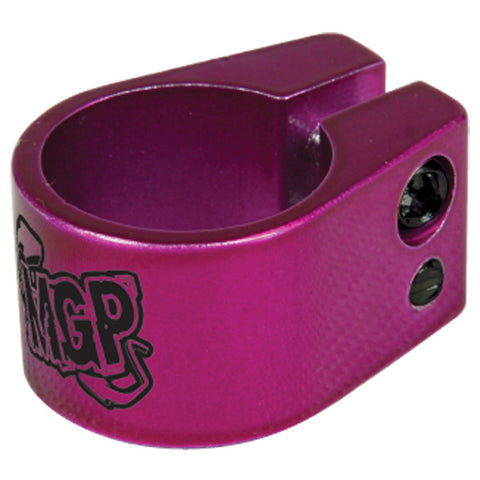 Madd MGP Double Collar Clamp Purple