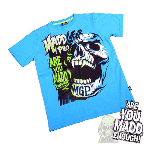 MGP Madd Enough T-Shirt - Blue