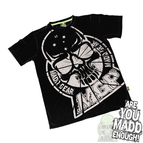 Madd MGP Shattered T-Shirt - Black