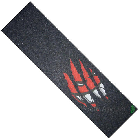 Mob Grip Spitfire Ripped Grip Tape - Black/Red