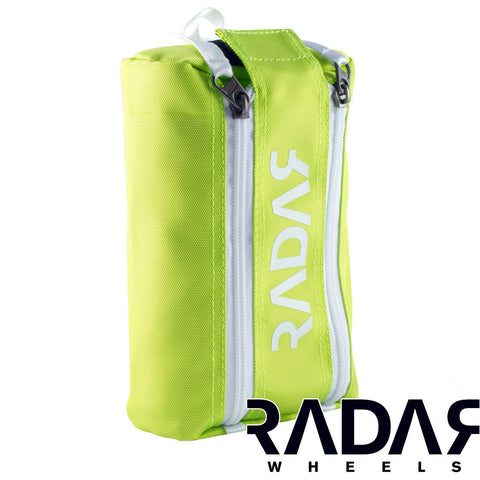 Radar Mini Wheel Bag - Lime