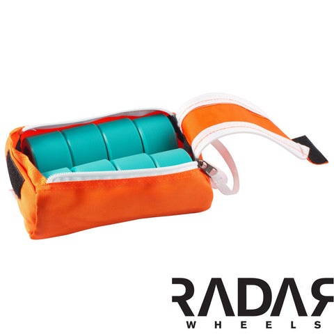 Radar Mini Wheel Bag - Orange