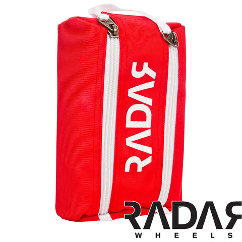 Radar Mini Wheel Bag - Red