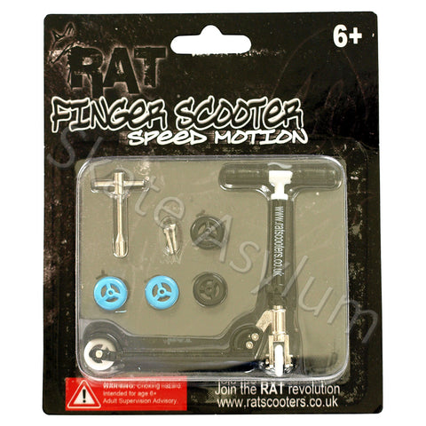Rat Finger Scooter Black
