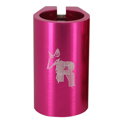 Rat Quad Clamp Pink