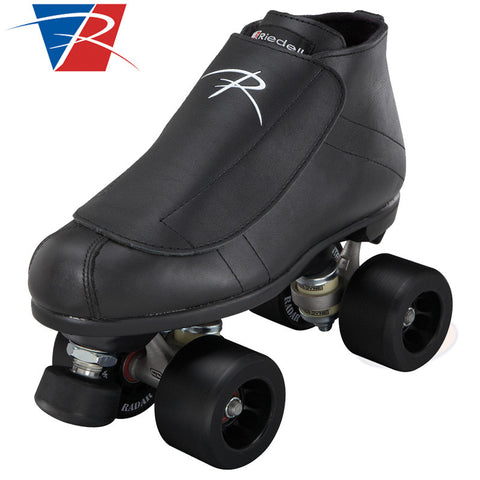Riedell Rogue Roller Derby  - Black