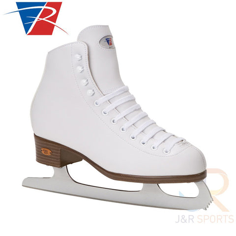 Riedell White Ribbon 112 Ice Skates