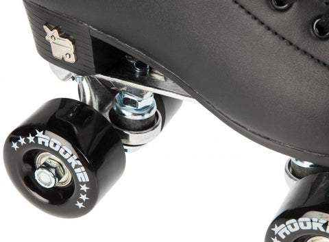 Rookie Classic Roller Skates - Black