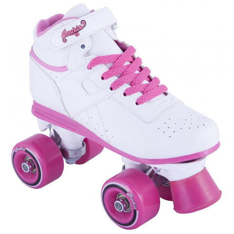 Rookie Odyssey Roller Skates White/Pink