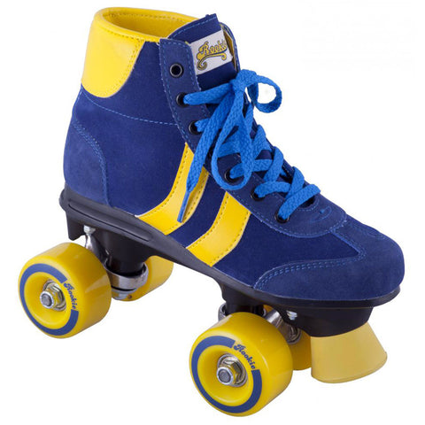 Rookie Retro Roller Skates Blue/Yellow