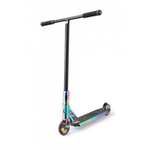 Sacrifice Akashi 115 Complete Stunt Scooter - Neo Chrome