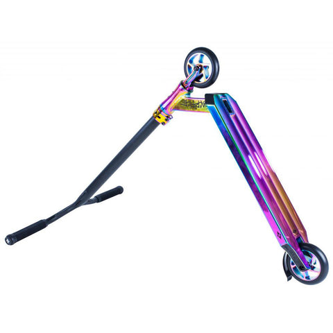 Sacrifice Flyte 115 Complete Stunt Scooter Neo Chrome