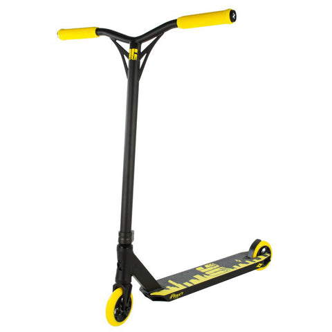 Sacrifice OG Player Complete Scooter Black/Yellow