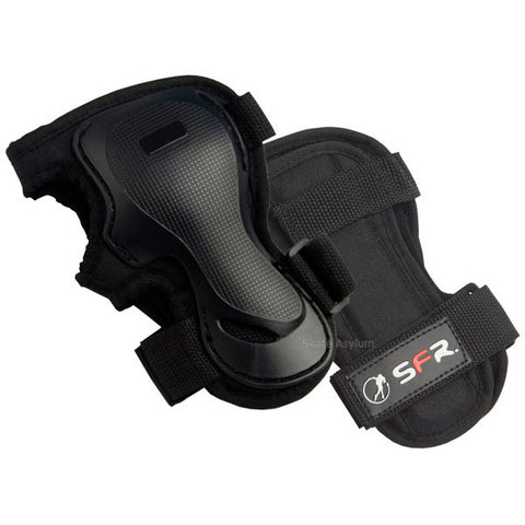 SFR Double Splint Wristguards Black