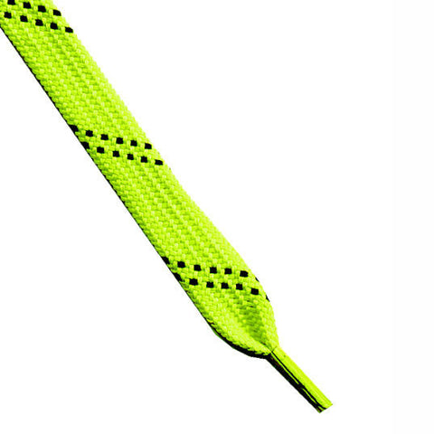 Skate Laces Neon Lime Yellow/Black