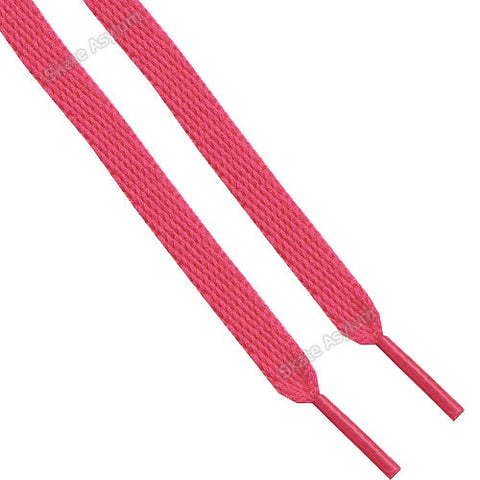 Shoe Laces Thin - Hot Pink