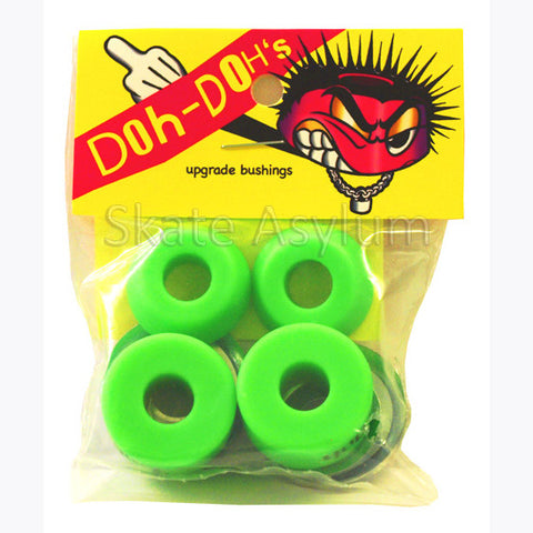 Shorty's Doh Doh Upgrade Bushings Neon Green 93a