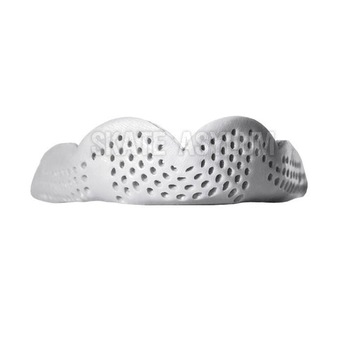 SISU 2.4 Max Mouth Guard - White