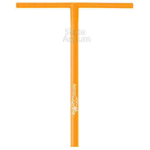 Slamm Low T Bar Scooter Bars Orange