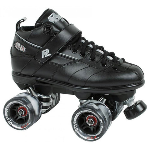 Sure Grip Rock GT-50 Skates - Black