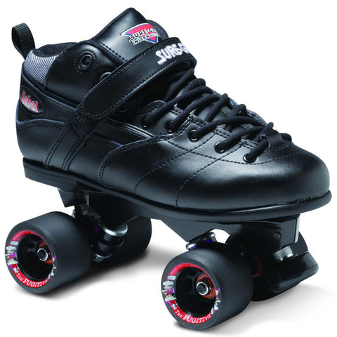 Sure Grip Rebel Avenger Skates - Black