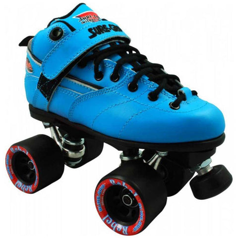 Sure Grip Rebel Derby Quad Skates - Blue