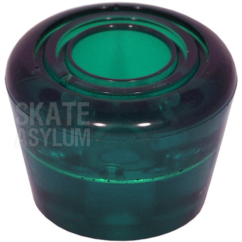 Ventro Pro Toe Stops - Clear Dark Teal