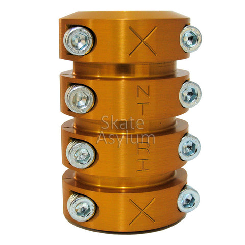 Xntrix Quad Clamp Gold