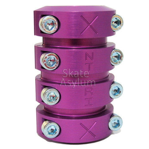 Xntrix Quad Clamp Purple