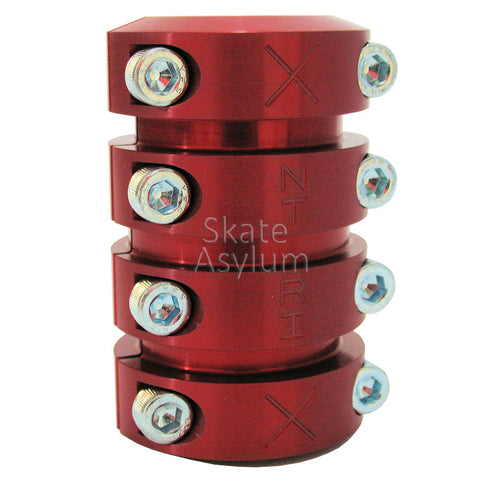 Xntrix Quad Clamp Red