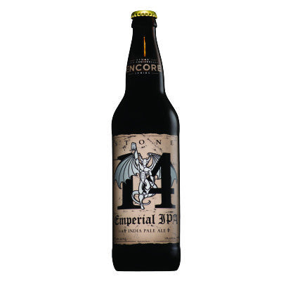 Stone 14 Emperial IPA