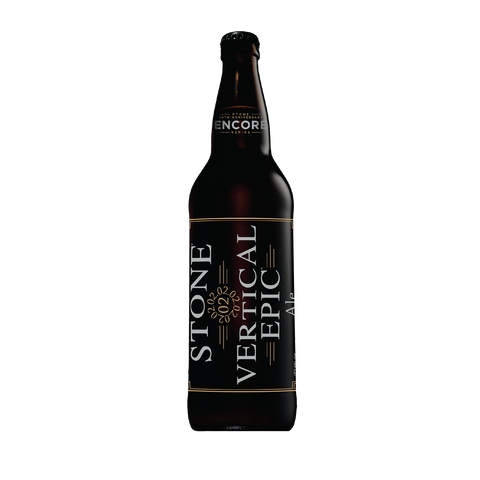 Stone 02.02.02 Vertical Epic Ale