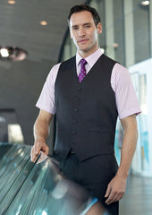 Mens Waistcoats for Corporate Clothing and Business Wear