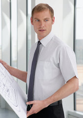 Mens Short Sleeve Shirts for Corporate Clothing and Business Wear