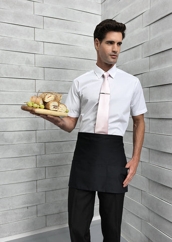 Mens Short Sleeve Shirts - Bar, Restaurant, Hotel Uniforms
