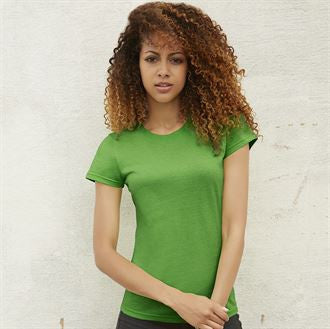 Anvil women's fit fashion tee A105F - Fashion At Work (UK) Ltd