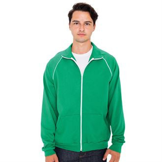 California Fleece Track Jacket (5455) AA022 - Fashion At Work (UK) Ltd