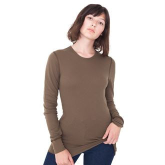 Baby thermal long sleeve t-shirt (T407) AA032 - Fashion At Work (UK) Ltd