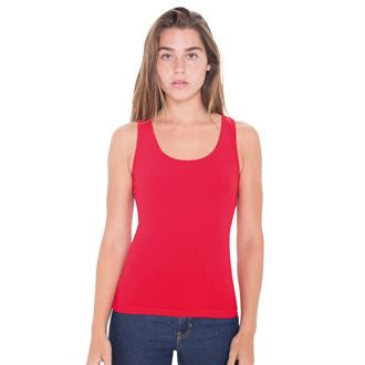 Cotton Spandex tank top (8308) AA053 - Fashion At Work (UK) Ltd