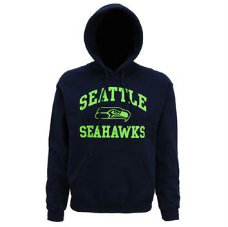 Seattle Seahawks large graphic hoodie MJ018