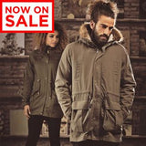 Rivington 3 in 1 parka BS110