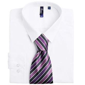 Colours satin tie PR750
