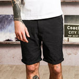 Baywater - fine cotton twill shorts BS226 - Fashion At Work (UK) Ltd