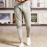 Keith - hemmed and panelled joggers BS237 - Fashion At Work (UK) Ltd