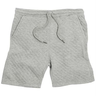 Morse - jersey quilted shorts BS220