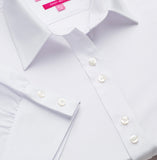 Liguria Short Sleeve Blouse BR101 - Fashion At Work (UK) Ltd