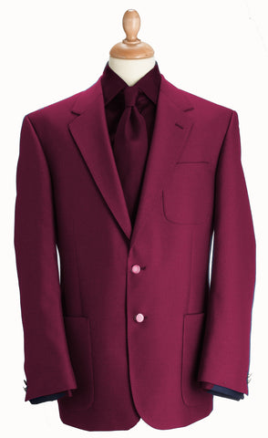 Men's Cassino Slim Fit Jacket (Regular)