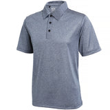 ClimaLite® Heather Polo Shirt AD018 - Fashion At Work (UK) Ltd