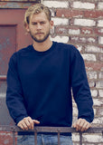 Anvil set-in sweatshirt AV501 - Fashion At Work (UK) Ltd